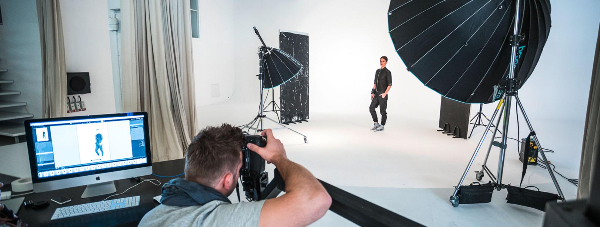 Was macht ein Werbefotograf?